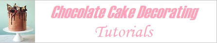 Chocolate Cake Decorating Tutorials on Cake-Geek.com