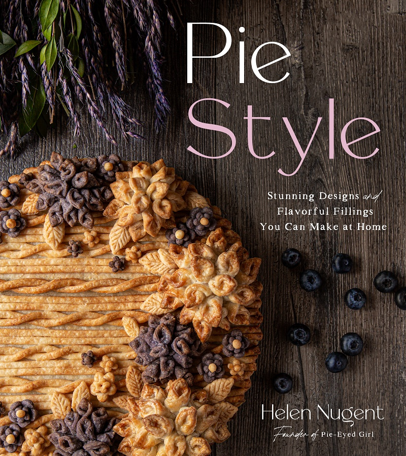 Pie Style by Helen Nugent on Cake-Geek.com