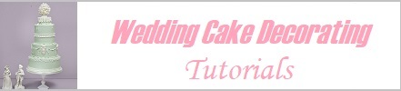 Wedding Cake Tutorials on Cake-Geek.com