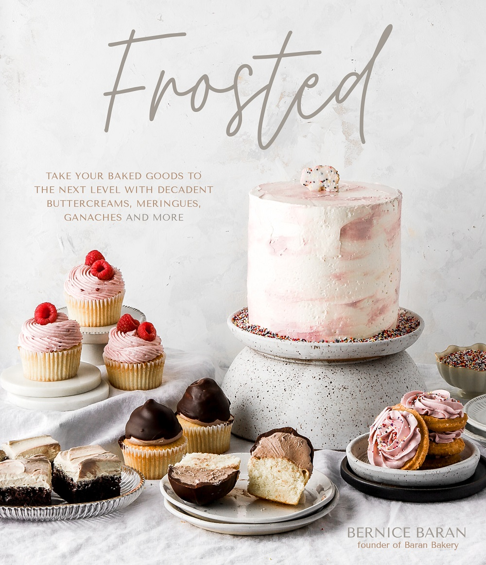 Frosted by Bernice Baran, Page Street Publishing