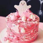 Peggy Porschen's Halloween Ghost Cake Tutorial